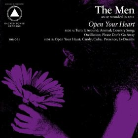 The Men_Open Your Heart