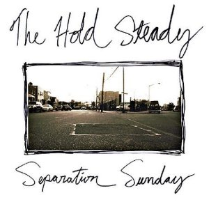 The Hold Steady_Separation Sunday