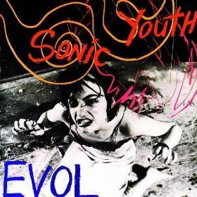 Sonic Youth_Evol