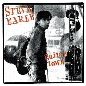 Steve Earle_Guitar Town
