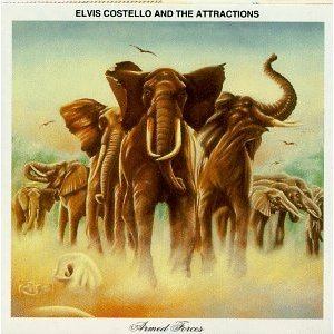 Elvis Costello_Armed Forces