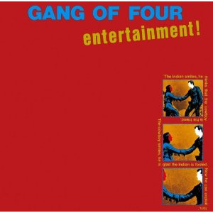 Gang Of Four_Entertainment!