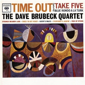 THE DAVE BRUBECK QUARTET_TIME OUT