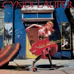 Cyndi Lauper_She's So Unusual
