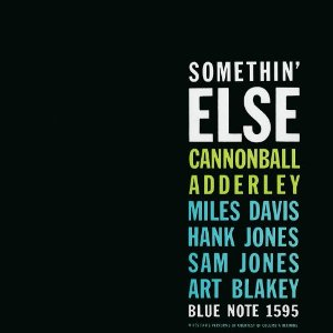 Cannonball Adderley_Somethin' Else