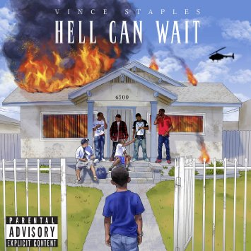 Vince Staples_Hell Can Wait EP