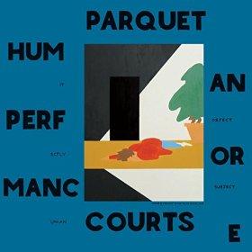 Parquet Courts_Human Performance